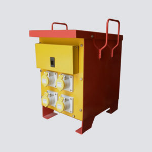 Portable Safety Transformers