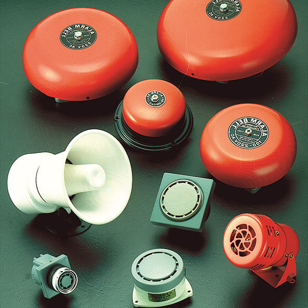 Electrical Buzzers, Sirens and Alarms