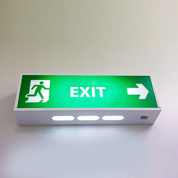 Emergency Lights & Exit Lights