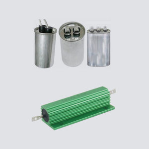 Capacitors & Resistors
