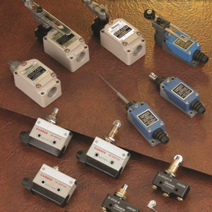 Micro Switch & Limit Switch