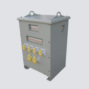 Portable Safety Transformers UAE - Intact Controls